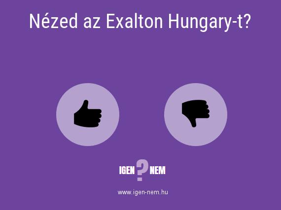 Nézed az Exathlon Hungary-t? IGEN? NEM? | igen-nem.hu