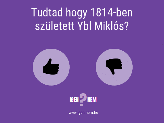 Tudtad hogy 1814-ben született Ybl Miklós? IGEN? NEM? | igen-nem.hu